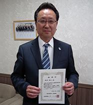 喜楽館応援団 日本ケミカルシューズ工業組合 理事長 新井康夫さん