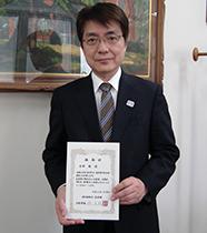 喜楽館応援団 神戸市立中央図書館 館長 笹井徹さん