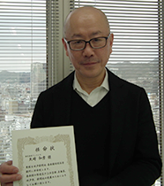 喜楽館応援団 株式会社フェリシモ 代表取締役社長 矢崎和彦さん