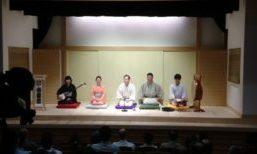 7月8日(日)9日(月)喜楽館プレオープンと松竹座跡案内板の除幕式が行われました!